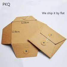 Cd Paper Case Brown Kraft Cd Paper Case Bag Cd Sleeves Packaging Bag Box Kraft Cd