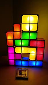 Buy Tetris Light Tetris Lamp