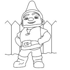 Kies Een Kleurplaat Van Gnomeo En Juliet Leuk Voor Kids