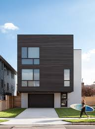 modern architectural interior design. The Minimal Palette Creates A Simple, Bold Connections Between The Interior  And Exterior. Relies On Light, Natural Wood White Walls Which Modern Architectural Design