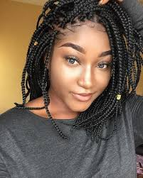 African American Braided Hairstyles 65 Inspiration Short Braided Hairstyles Black Hair Styles For Natural Hair Best 24