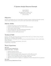 Technology Skills Resume Examples Technical Proficiencies Bunch