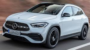 Among its many option packages, we'd choose the $1900 premium package, the $350 smartphone integration package, and the $1650 leather upholstery to make the interior feel a bit more. 2020 Mercedes Gla 250 4matic Spacious And Practical Luxury Suv Youtube