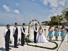 Florida Beach Weddings Fl Beach Weddings Clearwater Beach