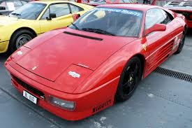 1992 1994 Ferrari 348 Challenge Images Specifications And Information