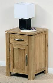 bedroom furniture oak bedside tables