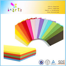 70g 80g Pastel Colors Color Copy Paper China Cardstock Color