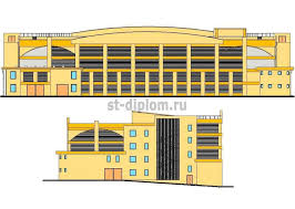 Дипломный проект ПГС надземный автопаркинг на автомобиля Надземный автопаркинг на 143 автомобиля г Белгород