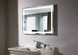 bathroom vanity mirrors. Budapest III Lighted Vanity Mirror LED Bathroom Mirrors