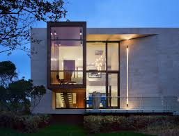 Modern Home Inspiration - Bay Windows