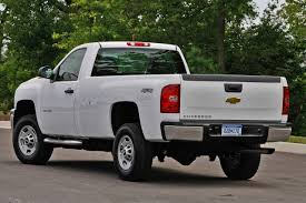 Used 2014 Chevrolet Silverado 2500HD Regular Cab Pricing - For ...