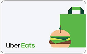 Amazon.com: Uber Eats Gift Card - Email Delivery: Gift Cards