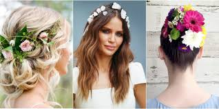 Flower Hair Style 12 pretty flower crowns and floral hairstyles flower hairstyles 7047 by wearticles.com