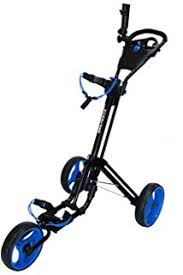 Image result for iCart One 3 Wheel One Click Push Trolley 2017 grey/blue