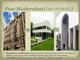 Post Modern Architecture and the architects involoved in it