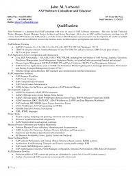 cover letter licious sap resume sample cover letter format payroll resume samplepayroll resume sample sap hr payroll consultant resume