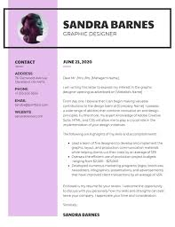 How Make Cover Letters Create Your Resume Template Writing Of A