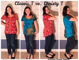 Classic Tee Lularoe Size Chart Lularoes New V Neck Style Top The Christy T Sizing