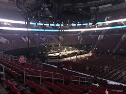 Wells Fargo Center Section 101 Concert Seating