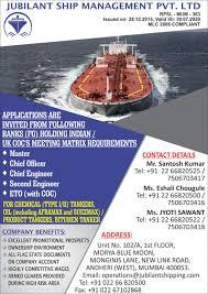 - com Ltd-rpsl-mum-363 Ship Pvt Jubilant Seafarerjobs Management