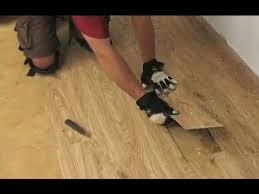 how to install loose lay vinyl plank flooring special installation tips