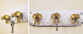 Elephant Key Holders