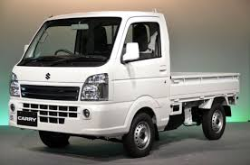 Suzuki Carry based Maruti Y9T pick up truck to be sold with diesel ...