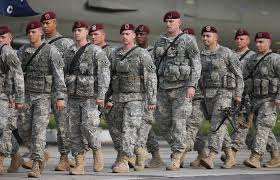 nato definition purpose history members u s infantry troops arrive in for exercises