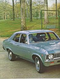 1969 Nova Parts and Restoration Information