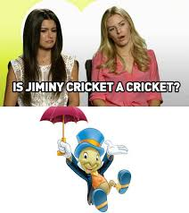 Small Picture Jiminy Cricket from Is Winnie the Pooh a Bear And Other Important