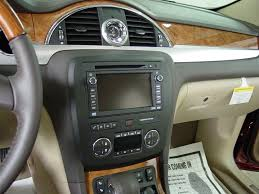 2008 2012 buick enclave car audio profile buick enclave factory radio