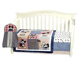 mickey crib bedding vintage mickey mouse crib bedding set mickey mouse baby bedding set
