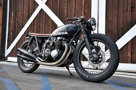 first cafe racer