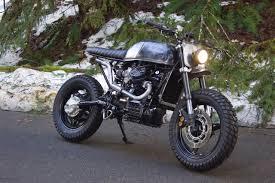 honda cx500 scrambler by droog moto bikebound