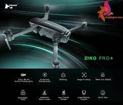 Flycam Drone Hubsan Zino Pro Plus - Camera 4K Bay Xa 8KM Thời Gian 43 Phút  - Đột Phá 2020 - Mua sắm thông minh - Rinh hàng chất lượng