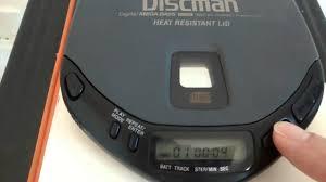 sony discman. sony discman