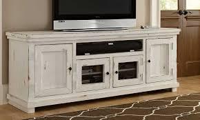 white media console furniture. Picture Of White Willow Media Console 74\ Furniture D