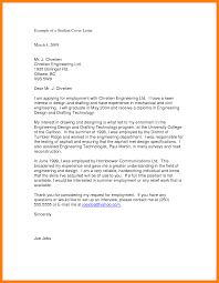 graduate student cover letter sample brilliant ideas of cover letter samples fresh graduates cover