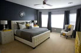 view in gallery white and gray in the bedroom with hints of yellow is both soothing and stylish black grey white bedroom