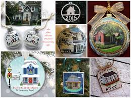 new home ornament housewarming realtor closing gifts