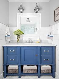 Backsplash Bathroom Ideas Enchanting Our Best Ideas For A Bathroom Backsplash Better Homes Gardens