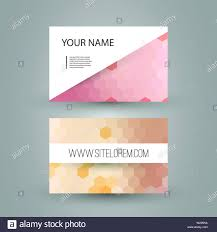 gift card formats abstract colorful modern styled business or gift card