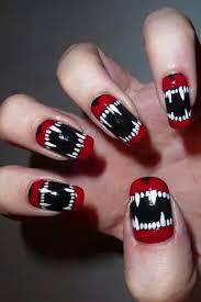 Best 25+ DIY vampire nails ideas on Pinterest   Vampire fangs ...