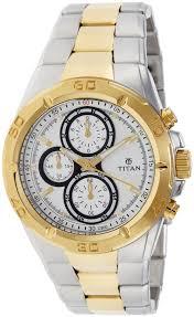 buy titan regalia chronograph analog silver dial men s watch buy titan regalia chronograph analog silver dial men s watch ne9308bm01j online at low prices in amazon in