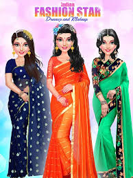 indian fashion star makeup and dressup 1 1 1 screenshot 5