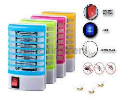 Elektrikli Gece Lambası Sinek, Sivrisinek Öldürücü Cız