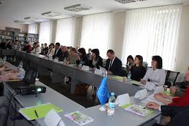 lutsk ntu held a round table discussion on the social development of the region