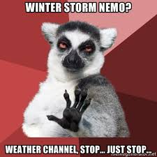 Finding Nemo: Dorm Room Winter Storm Survival 101 | Campus Riot via Relatably.com
