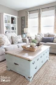 Country Inspired Living Rooms Decor