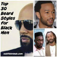 Black Men Beard Chart Latest Beard Styles For Black Men 30 Hottest Facial Hairs